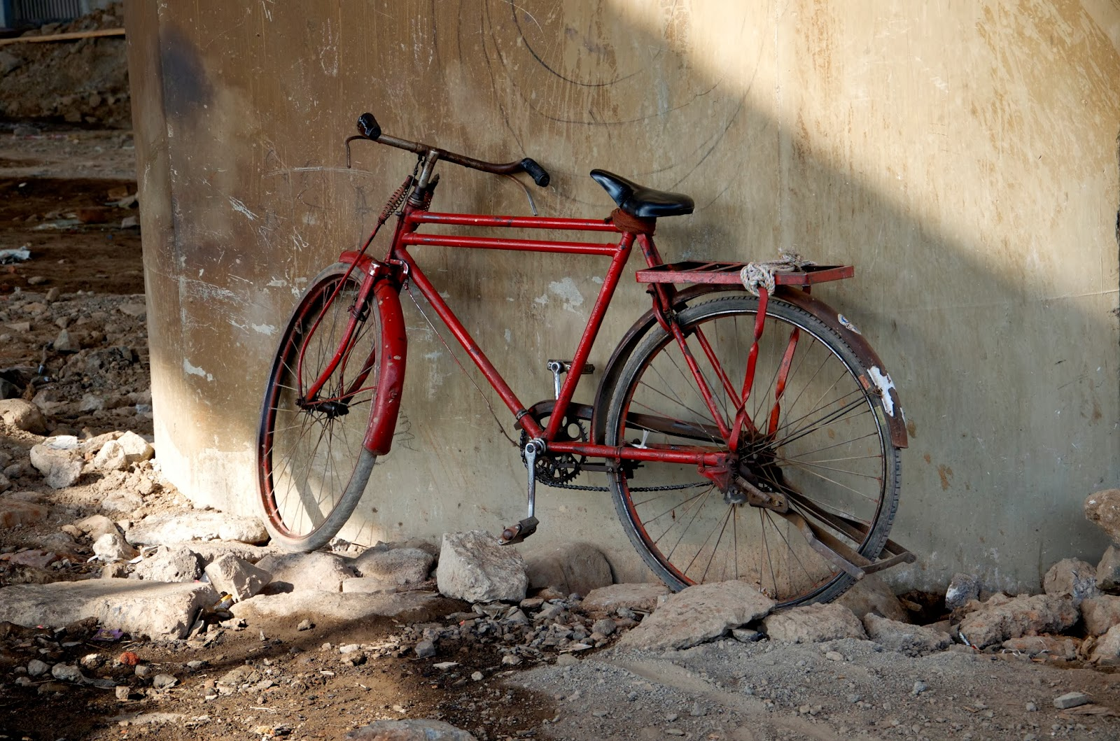 Ubiquitous India No 3 The Hercules Bicycle