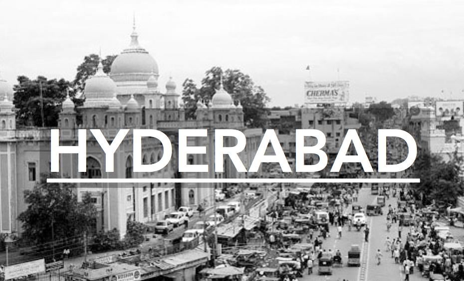 Hyderabad Women in India