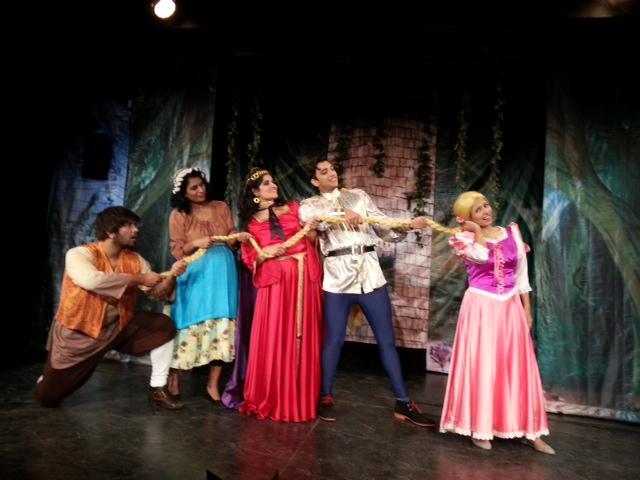 Rapunzel - musical