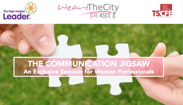 The communication jigsaw Event