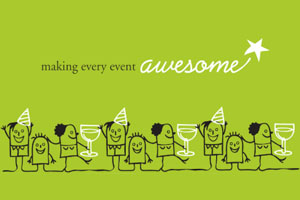 making every event awesome