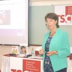 Ms.Katie Day, Author of