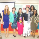 The Organizing council and team of TSCFE and WATC with Ms.Katie Day