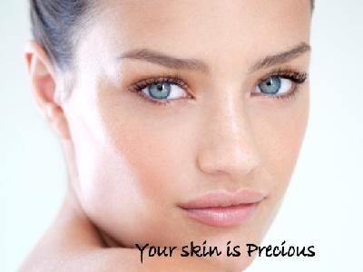 skin is precious featured