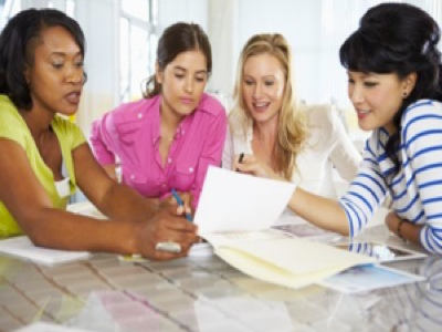women planning featured
