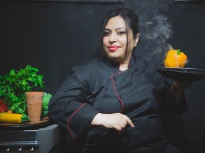 Inspirational Woman- Chef Reetu Uday Kugaji
