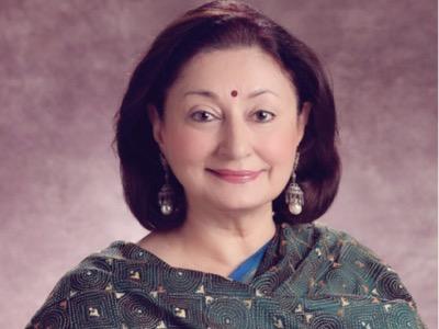 Surekha Kothari featured
