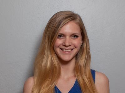 Paige Walker Expat Smiling