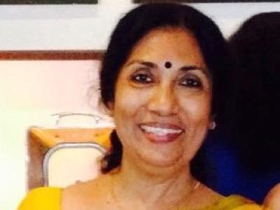 Bina Pillai