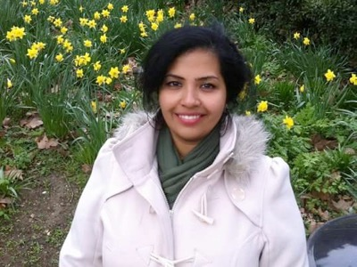 Debaline Mukherjee