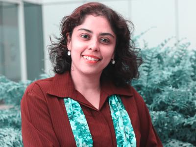 Sangeeta Shankaran Sumesh featured